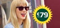 Alleen deze maand: 2e bril gratis vanaf €79, nu inclusief merkzonnebrillen!