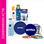 Nivea Sun Family box t.w.v €49,95* voor €14,95