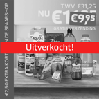 Het Zonnetje in Huispakket t.w.v. €31,25* voor €9,95