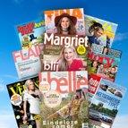 Wat een uitgelezen kans: 6 tijdschriften voor maar €10,-