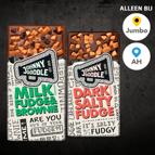 Johnny Doodle chocoladereep: van €2,59* voor €1,-