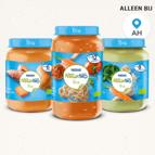 NaturNes® Bio maaltijdpotjes: van €1,09 - €1,59* voor €0,-