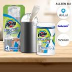 Plenty Easypull dispenser + navulrol: nu met €10,- cashback