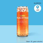 Fizzy Peachtree (bij Albert Heijn): van €1,99 voor 1,-