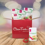 Clean Foods Box t.w.v. €33,86* voor €19,95