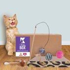 Kittybox t.w.v. €32,60* voor €17,95
