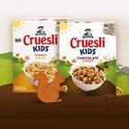 Quaker Cruesli Kids: van €2,99* voor €1,-