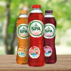 SPA® DUO koolzuurvrij 1 liter: van €1,75* voor €0,50