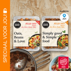 Gold & Green Pulled Oats®: van €2,99* voor €1,-