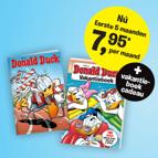 Donald Duck Vakantieboek: Gratis bij abonnement