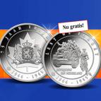 Nationale Bevrijdingsuitgifte: voor €0,-