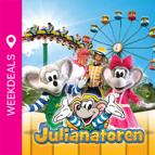 Dagje Julianatoren met €5,- korting
