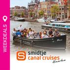 Rondvaart door Historisch Haarlem met 35% korting