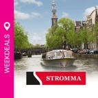Canal Cruise door Amsterdam met 35% korting