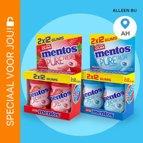 Mentos Kauwgum Mini Potjes: van €1,99* voor €0,50