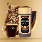 NESCAFÉ® Gold 200 gr: van €7,30* voor €3,65