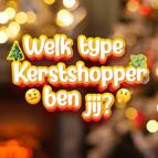 Welk type kerstshopper ben jij?