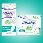 Always Cotton Protection: van €3 - €4,49* voor €1,-