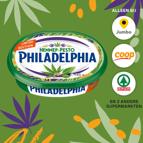Philadelphia Hennep & Pesto: van €1,99 voor €1,-