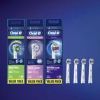 Oral-B opzetborstels 4-pack (of meer): nu 50% cashback