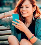 Philips SHB5250 Bluetooth oordoppen