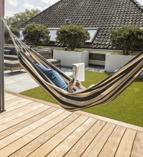 Outdoor hangmat 200 x 100 cm