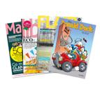 De leukste tijdschriften