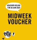 Pathé Midweek E-voucher