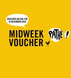 Pathé Midweek E-voucher