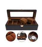 Luxe Houten Horloge Box