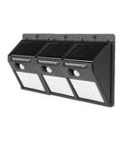 3x Solar LED Buitenlampjes