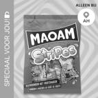 MAOAM Stripes: van €1,55* voor €0,50