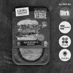 GARDEN GOURMET Incredible Burger: van €3,60* voor €1,-