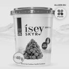 Ísey Skyr Blauwe bes - Framboos 400 gr: van €2,19* voor €1,-