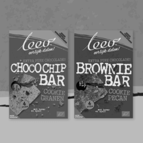 Choco Chip of Brownie Pecan cookiebar: van €2,29* voor €1,-