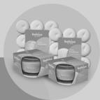 Bolsius True Freshness kaarsen: van €2,69 - €2,99* voor €1,-