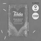 Tilda Pandan jasmin rice 500 gr: van €2,45* voor €0,-