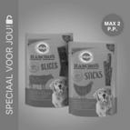 PEDIGREE® Ranchos Sticks én Slices: van €1,79* voor €0,50