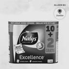 Nalys Excellence 12 rollen: van €6,25* voor €3,13