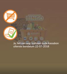 Boodschappen Bingo