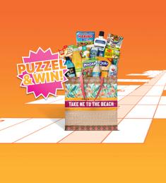 Vul de Libelle Zomerweek-puzzel in & win een geweldige prijs