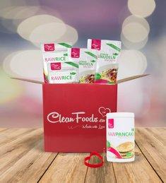 Clean Foods Box t.w.v. €33,86* voor €19,95