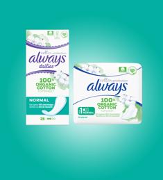 Always Cotton Protection: van €3 - €4,49* voor €1,-