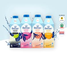 B-Better Water van: €1,69 voor €0,-