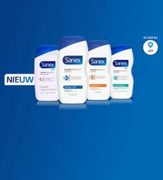 Sanex BiomeProtect Dermo douchegel: van €4,99* voor €2,-
