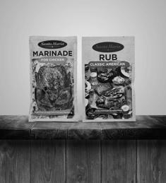 Santa Maria BBQ: van €1,29* voor €0,-
