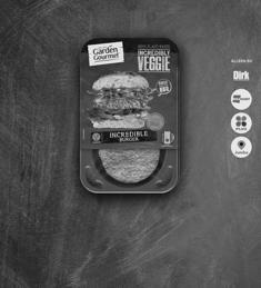 GARDEN GOURMET Incredible Burger: van €3,60* voor €1,-