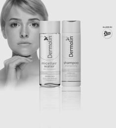 Dermolin Shampoo of Micellair water: 50% cashback