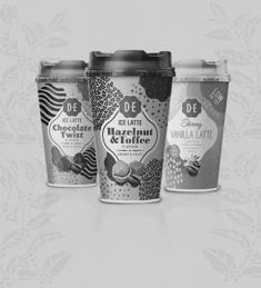 ALLE Douwe Egberts Ice Coffee: van €1,35 - €1,80* voor €0,50