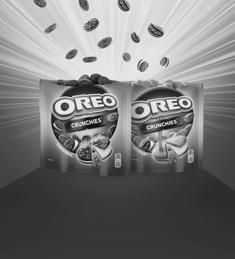 Oreo Crunchies: van €1,59* voor €0,50